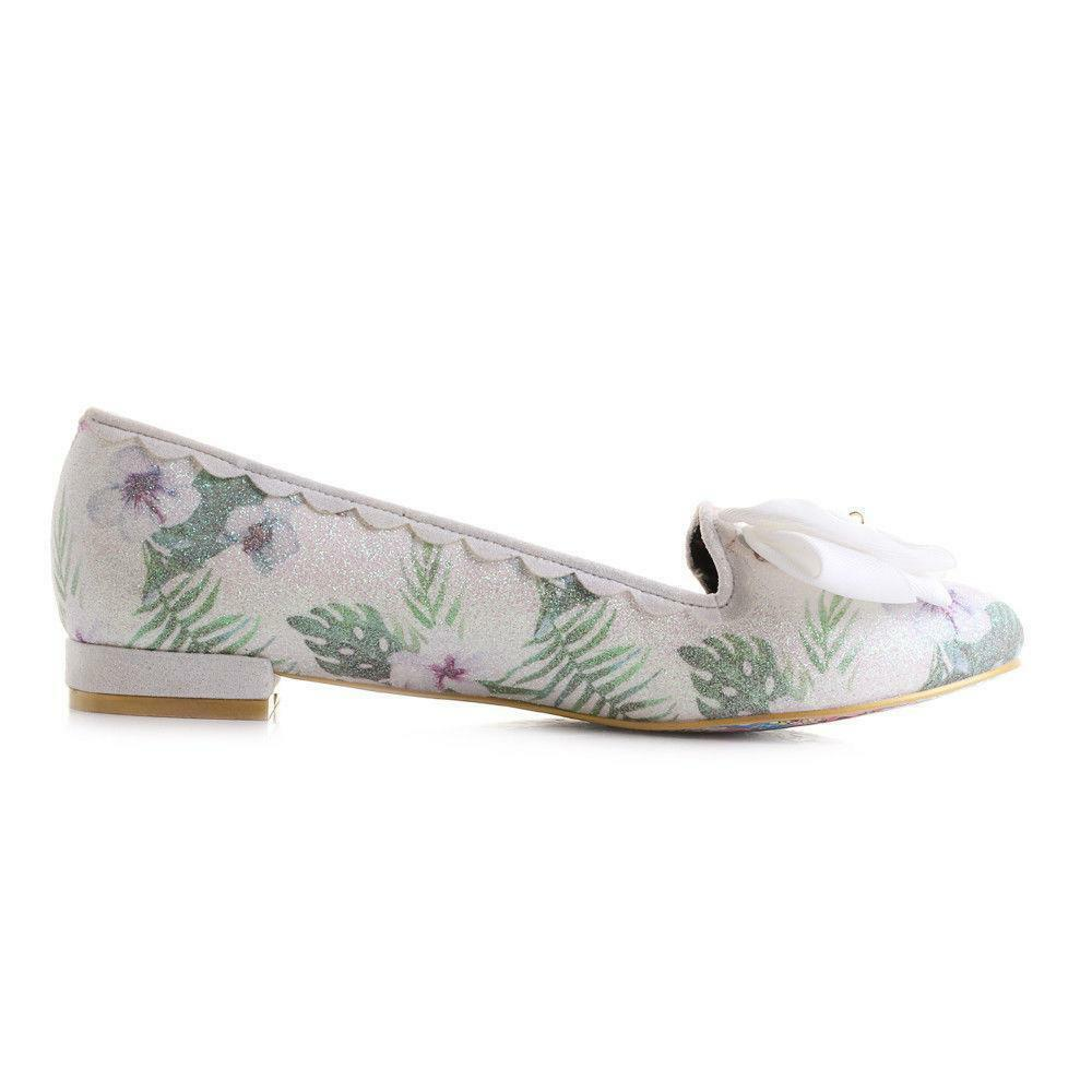 Irregular Choice Sulu (F) Niedriger Absatz / Flache Schuhe