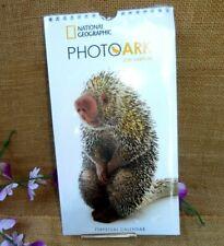 National Geographic Photo Ark Perpetual Calendar Joel Sartore Animals