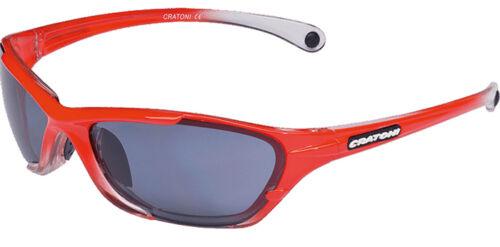 Cratoni Enfants Lunettes de soleil piper MOD 2014 vélo lunettes lunettes de soleil 100/% uv