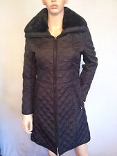 Marc NewYork designer black coat size XS ex-House of Fraser £170 women