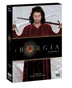 I-BORGIA-STAGIONE-02-5-DVD-COFANETTO-SERIE-TV