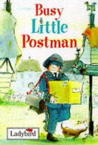 Busy-Little-Postman-Ladybird-Little-Stories-King-Karen-Good-Book