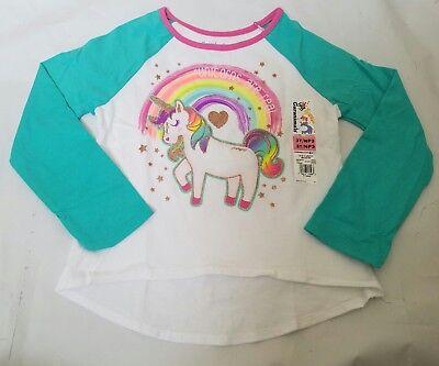 NEW GARANIMALS Girls Spring Summer Short Sleeve Polka-Dots Shirt Top Sz 2T Or 3T