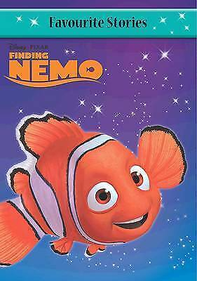 "1 of 1 - Very Good, Favourite Stories: Disney Pixar ""Finding Nemo"", , Book"
