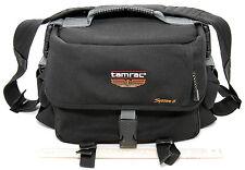 TAMRAC SYSTEM 6 BLACK Vintage Photo Camera Bag Shoulder Neck Nikon Canon Sony