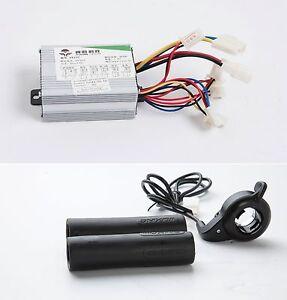 350 watt 24 volt speed control box thumb throttle f eatv for 24 volt dc motor speed controller