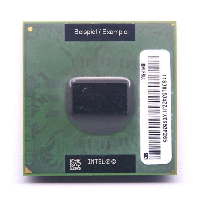 New Intel Pentium M 1,5GHz SL6F9/1MB/400MHz CPU Socket/Socket M/PPGA478 Laptop