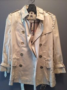 Burberry large jack mouw London Horsebit 4 trenchcoat 3 maat buckle 6 SLjqzMpUVG