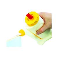 Glue Bottle Wood Woodworking No Drip Dispenser Replaceable Cap Tip Sprout 16 Oz