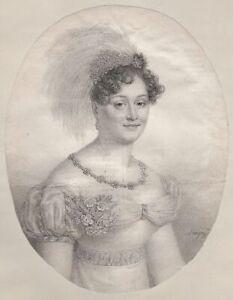 Mademoiselle-Mante-Theatre-Francais-Celimene-Lithographie-originale-XIXe
