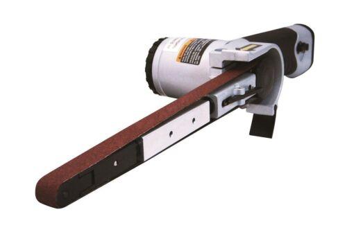 "Astro Pneumatic 3037 1//2/"" x 18/"" Air Belt Sander w// Belts"