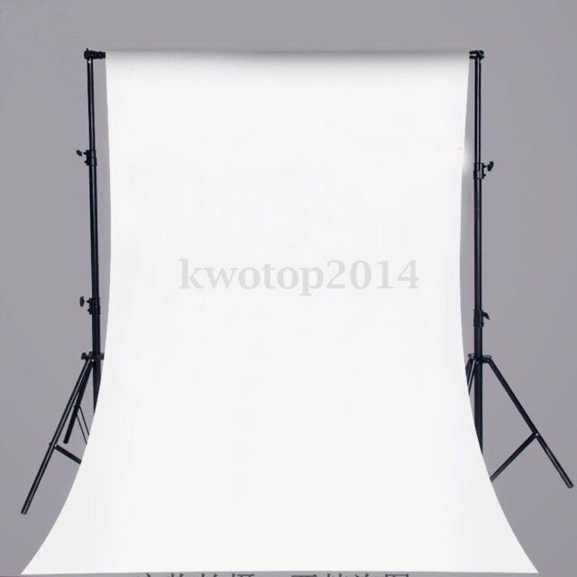 5x10ft White Wall Vinyl Non-woven Photography Backdrop Photo Background Studio