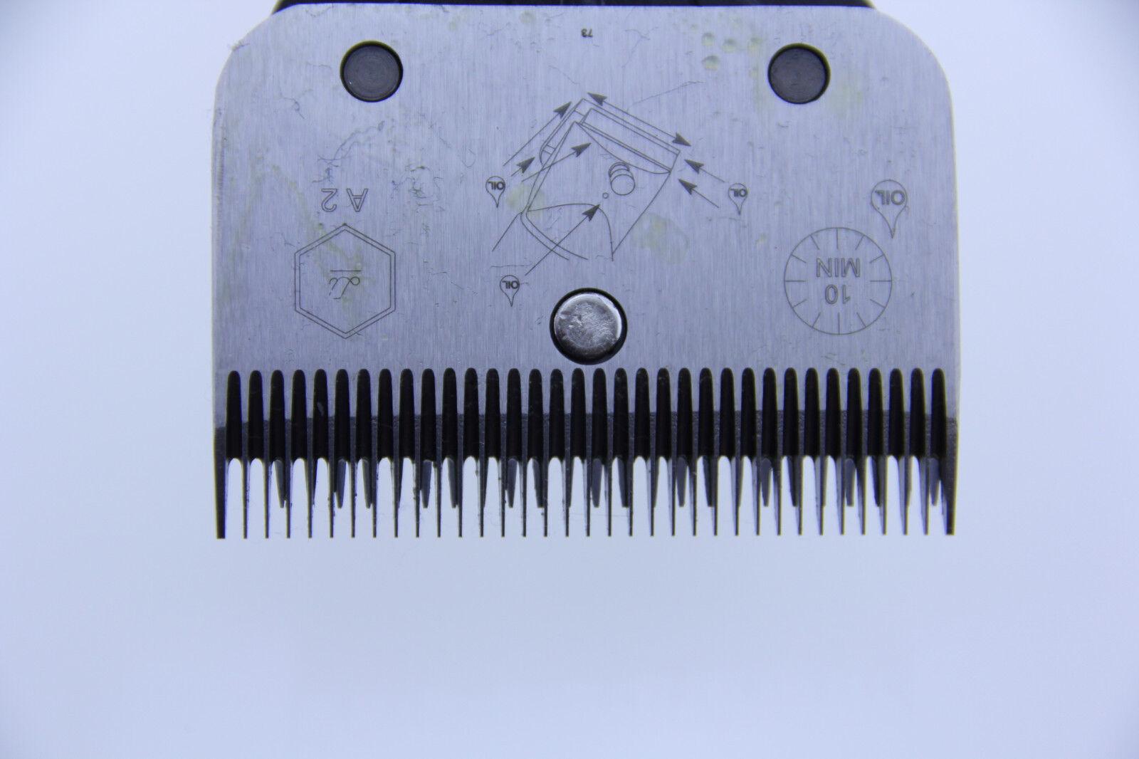 Lister Cuty Pferdeschermaschine Schermaschine Pferde + STRIEGEL + 1 x x 1 SCHLEIFEN 707b5b
