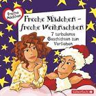 Freche Mädchen - freche Weihnachten von Martina Sahler, Bianka Minte-König, Anja Kömmerling, Sabine Both und Thomas Brinx (2013)