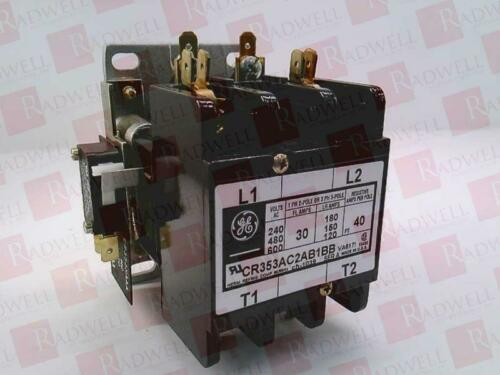 NEW IN BOX GENERAL ELECTRIC CR353AC2AB1BB CR353AC2AB1BB