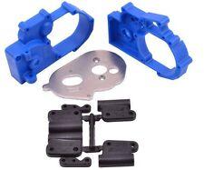 Traxxas Slash/Stampede/Rustler/Bandit Blue Hybrid Gearbox Housing RPM73615