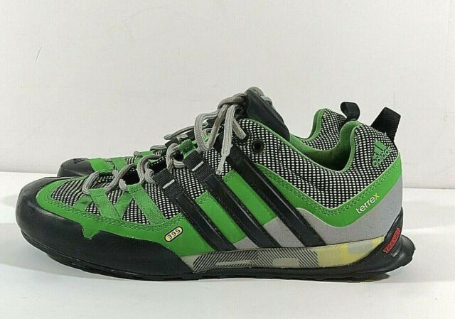 best classic fit low cost Adidas Men's Terrex 395 Hiking Running All Terrain Shoes Size US 7.5