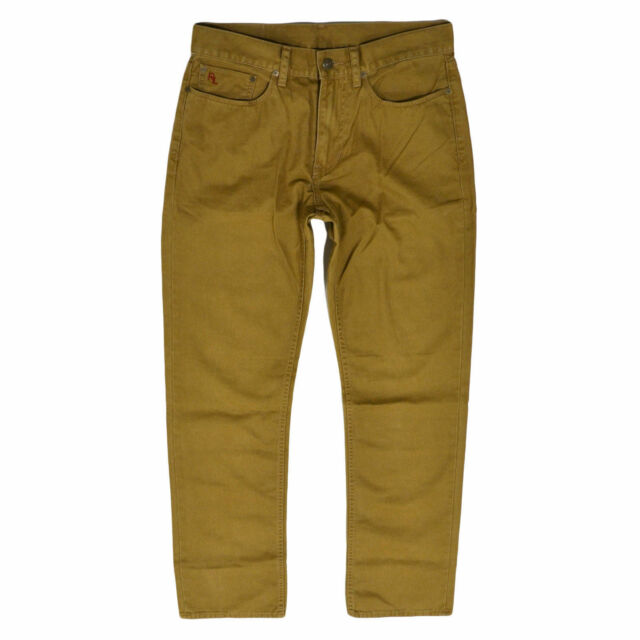 dd88adaf469a Buy Polo Ralph Lauren Pants Mens Chino Straight Fit 5 Pocket ...
