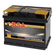 BSA Autobatterie Starterbatterie 65Ah 600A/EN  ersetzt 44Ah 50Ah 54Ah 55Ah 60Ah
