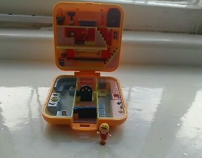 Polly Pocket Bluebird Vintage Polly Pocket Polly's Townhouse Figure 1989 To Prevent And Cure Diseases
