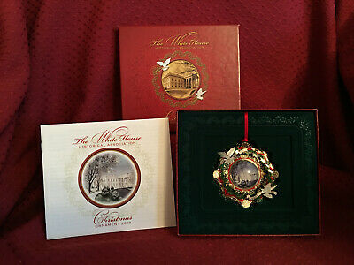 The White House Historical Association Christmas Ornament ...