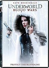 Underworld: Blood Wars (DVD, 2017) NEW* Action, Horror* NOW SHIPPING !