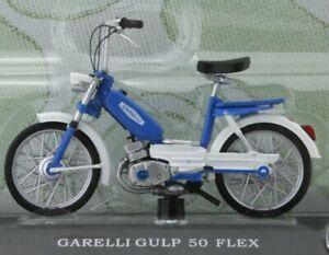 GARELLI Gulp 50 Flex - blue / white - Atlas 1:18