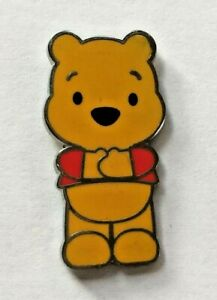Disney-Pin-Badge-Cute-Winnie-the-Pooh-and-Friends-Pooh-Only