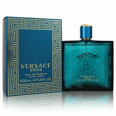 Details about  Versace Eros 200ml EDP Fragrance for Men