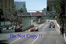 Clay Regazzoni Ferrari 312T Long Beach Grand Prix 1976 Photograph 8