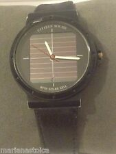 Citizen W.R.100 With Solar Cell GN-4-S 37-6035 Men  Vintage Watch Collectible