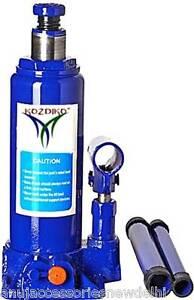 Kozdiko 5 Ton Hydraulic Bottle Jack For Mahindra Scorpio