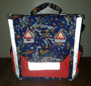 Nice Vintage Berlitz Astronaut Kids School Bag Backpack