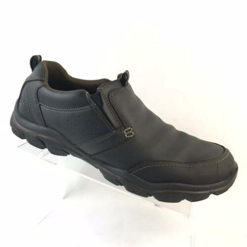 Mocassini Sn On Fit Skechers Slip 5 Nero Relaxed 64440 Taglia 10 EqgTSgYwxW