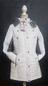 donna New alle taglia intemperie M resistente Coat 12 Uk10 Giacca da g5EwqnT