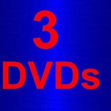 HAIR DRESSING/TONI GUY/BRIDAL/MARTIN PARSONS 'Rhapsody' SET (3 DVDs)4