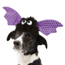 TOP PAW DOG PUPPY CAT KITTEN  PET BAT WINGS HAT HALLOWEEN COSTUME SMALL S NWT