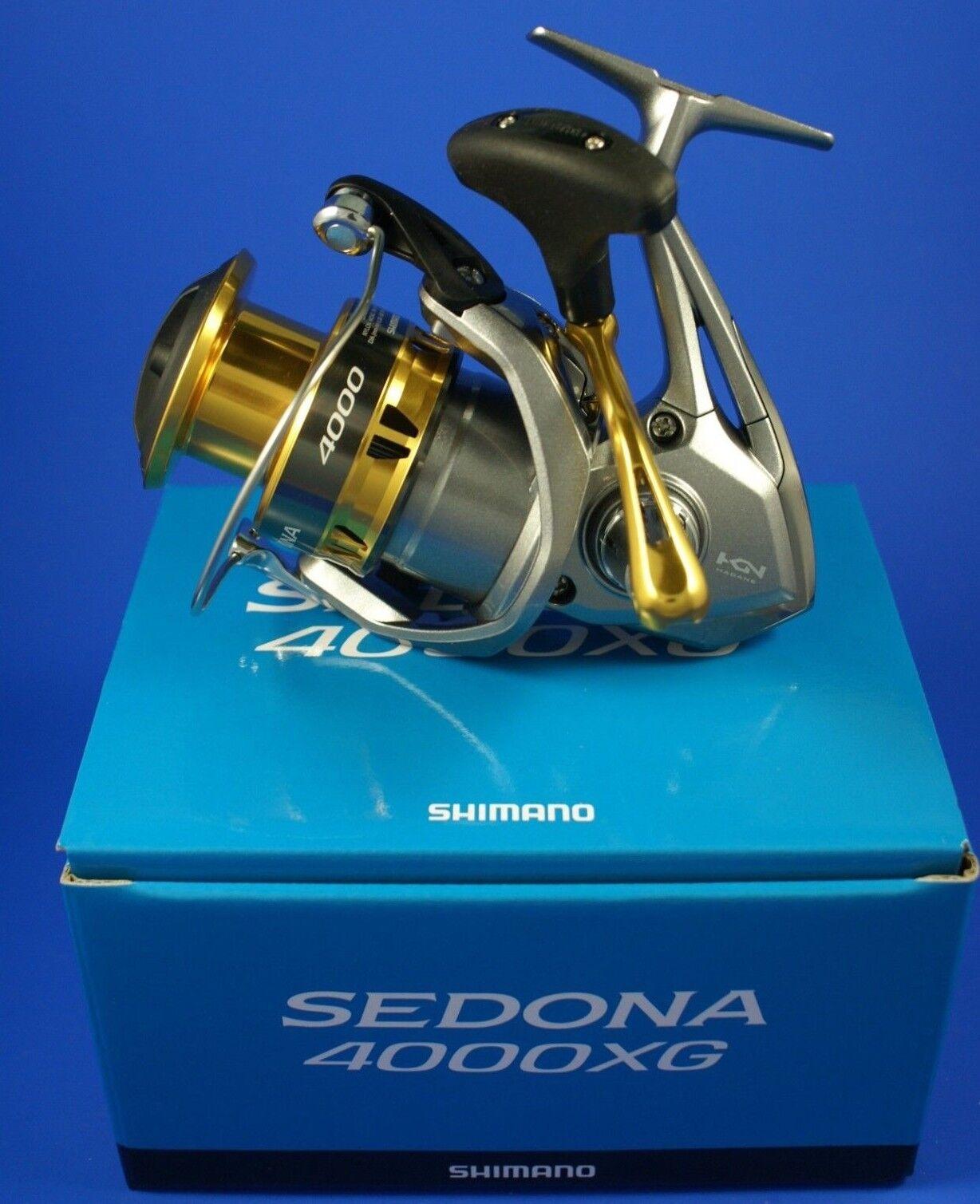 Shimano Sedona 4000XG FI    SE4000XGFI    Front Drag Fishing Reel