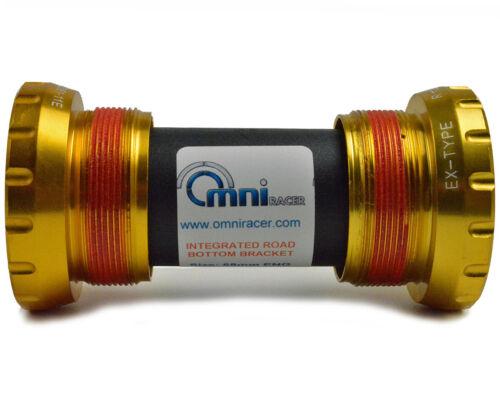 OMNI Racer WORLDS LIGHTEST Ti Ceramic Bottom Bracket Sram Red Force Rival GXP GD