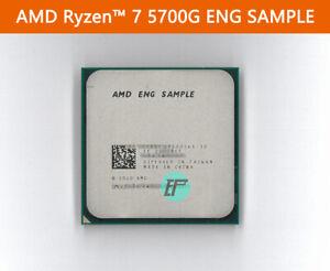 AMD Ryzen 7 5700G ENGINEERING SAMPLE ES