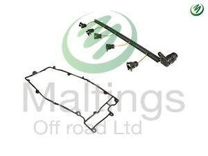 Details about LANDROVER TD5 INJECTOR HARNESS TD5 INJECTOR LOOM + GASKET 15P  POST 02MY AMR6103