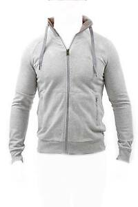 Adidas-Performance-Plain-Unisex-TT-Grey-CLIMALITE-Sweatshirt-Sizes-XS-L