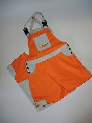 Clothing, Shoes & Accessories 0010 Stihl Kinderhose Schutzhose Latzhose Gr L Für 9-11 Jahre Cleaning The Oral Cavity. Collectibles