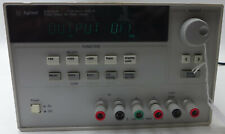 Agilent E3631a Triple Output Power Supply 80w Tested And Working