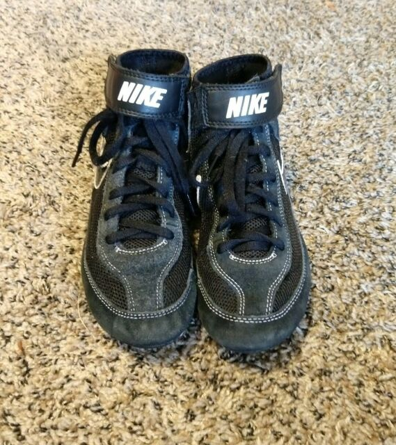 48290fc26e26d Nike Speed Sweep VII Wrestling Shoes Youth Size 4.5y J901y Speedsweep BOOTS  4.5