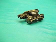 Lionel O Scale Metal Truck with Brass Stud Works Good See Pictures!