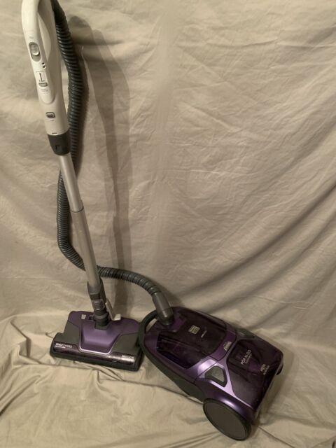 Kenmore 600 Series Bagged Canister Vacuum Pet PowerMate