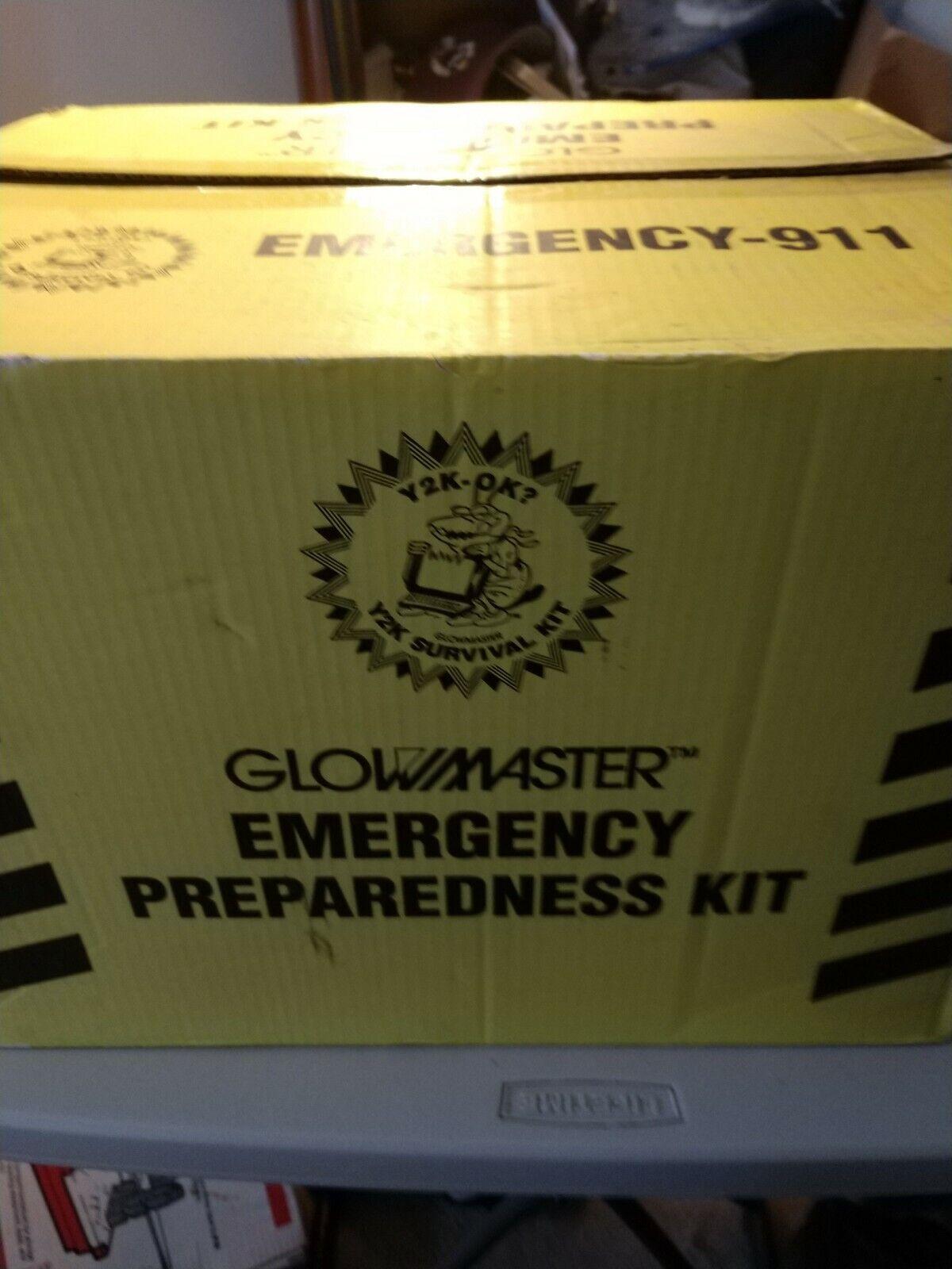Glowmaster kit de preparación para emergencias