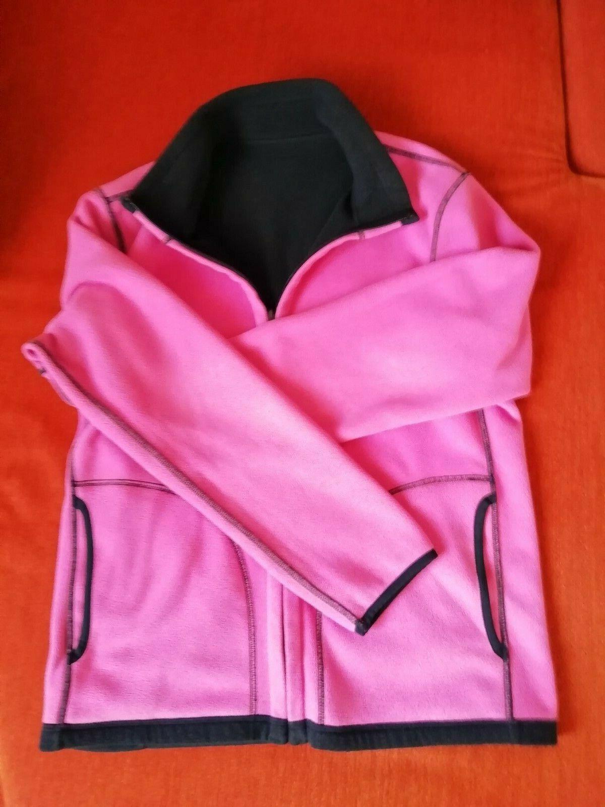 Turn-Fleece Jacket,