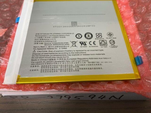 New  Original 2780mAh  Battery PR-329083 For Acer Iconia One 7 B1-770 A5007